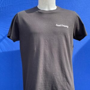 maglietta padel basic nera