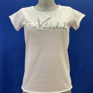 maglietta t-shirt padel donna